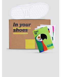 حذاء Benetton