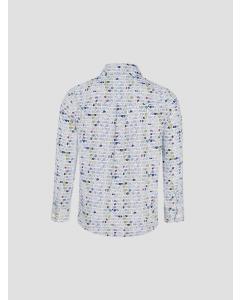 قميص فندي